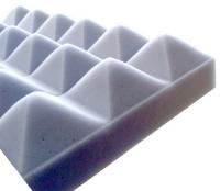 Melamine Pyramid Acoustic