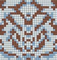 Модуль из мозаики Vanda